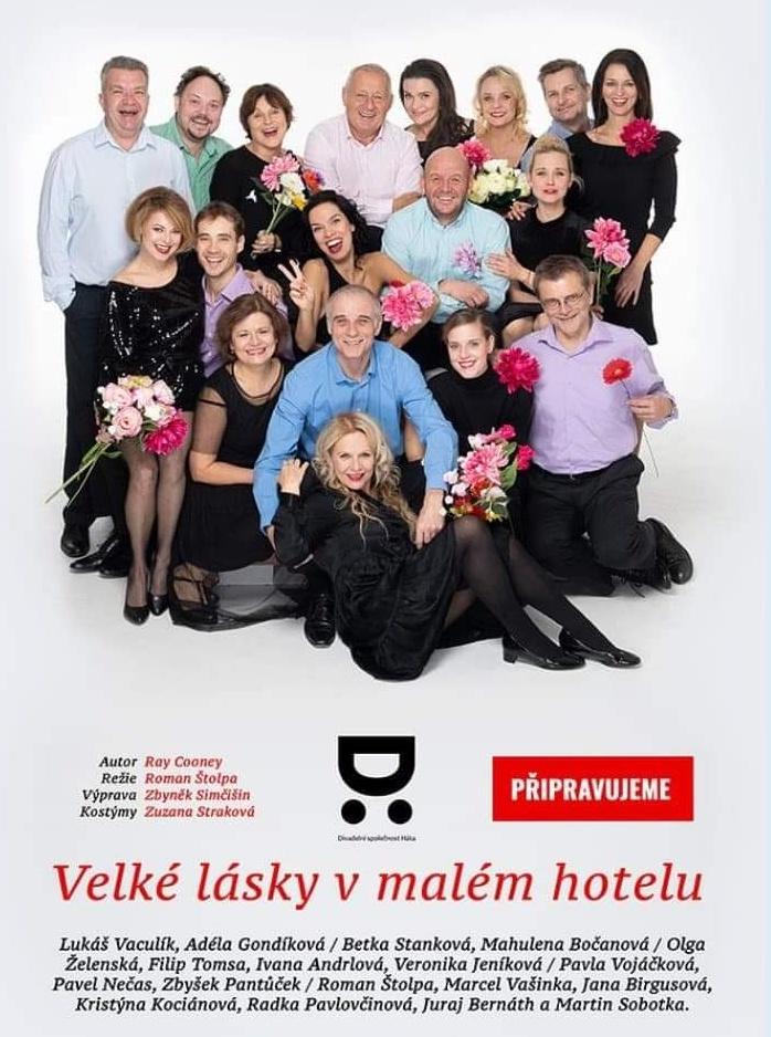 Velké lásky v malém hotelu 1
