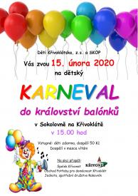 karneval Křivoklát